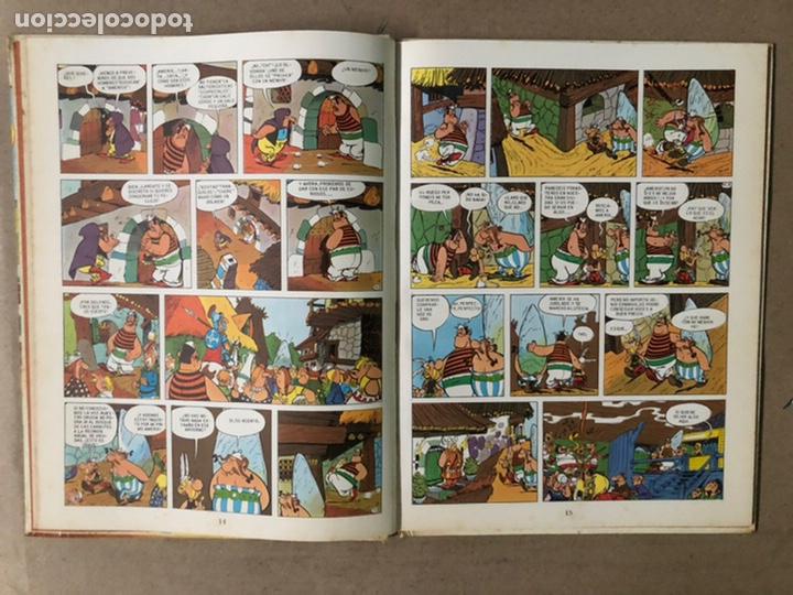 Tebeos: ASTERIX. LA HOZ DE ORO. UDERZO Y GOSCINNY. EDITORIAL MOLINO 1966. - Foto 6 - 211614791