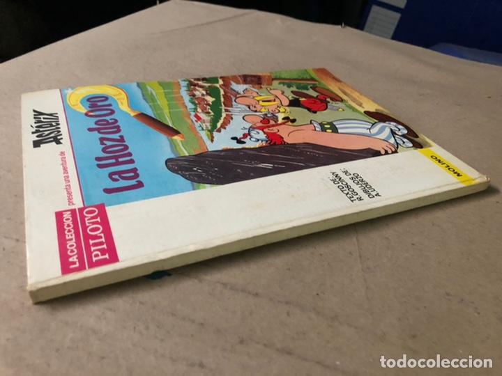 Tebeos: ASTERIX. LA HOZ DE ORO. UDERZO Y GOSCINNY. EDITORIAL MOLINO 1966. - Foto 10 - 211614791