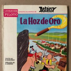 Tebeos: ASTERIX. LA HOZ DE ORO. UDERZO Y GOSCINNY. EDITORIAL MOLINO 1966.. Lote 211614791
