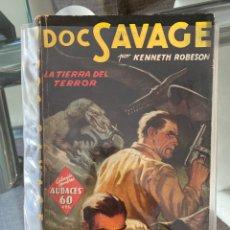 Tebeos: LOTE DOC SAVAGE NOS 1 Y 2. Lote 212832398