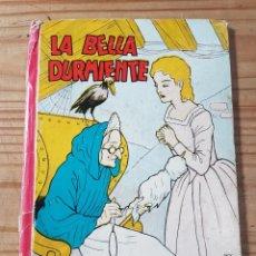 Tebeos: LA BELLA DURMIENTE ILUSTRA BOCQUET ILUSTRACION SORPRESA EDITORIAL MOLINO AÑOS 30. Lote 213759042