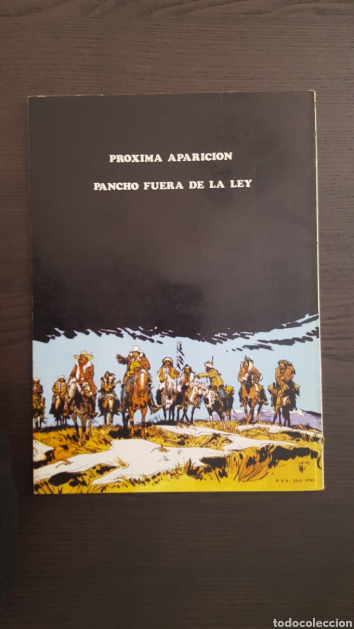 Tebeos: Jerry Spring - El paso de los indios, La pista del gran norte, El amo de la sierra - Molino -Piloto - Foto 21 - 213782681