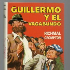 Livros de Banda Desenhada: GUILLERMO 21: GUILLERMO Y EL VAGABUNDO, 1981, MOLINO, MUY BUEN ESTADO. COLECCIÓN A.T.. Lote 213948433