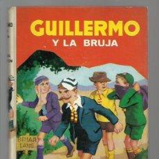 Giornalini: GUILLERMO 28: GUILLERMO Y LA BRUJA, 1965, MOLINO, MUY BUEN ESTADO. COLECCIÓN A.T.. Lote 213949420