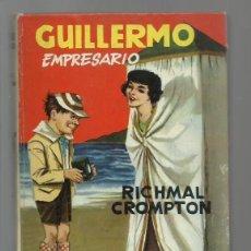Giornalini: GUILLERMO 11: EMPRESARIO, 1959, MOLINO, MUY BUEN ESTADO. COLECCIÓN A.T.. Lote 213949623