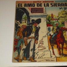 Giornalini: JERRY SPRING - EL AMO DE LA SIERRA - AÑO 1966. Lote 219550353