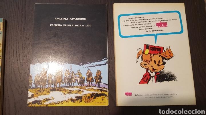 Tebeos: Jerry Spring - El paso de los indios, La pista del gran norte, El amo de la sierra - Molino -Piloto - Foto 20 - 213782681