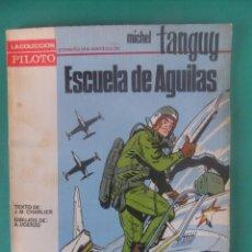 Livros de Banda Desenhada: TANGUY Nº 1 ESCUELA DE AGUILAS COLECCION PILOTO MOLINO 1965. Lote 226251700