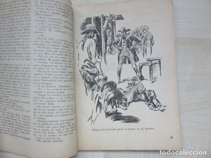 Tebeos: Tres Hombres malos de Amadeo Conde de la serie Tres hombres buenos Ed. Molino 1945 Ver descripción - Foto 4 - 234836005