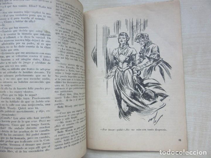 Tebeos: Tres Hombres malos de Amadeo Conde de la serie Tres hombres buenos Ed. Molino 1945 Ver descripción - Foto 6 - 234836005