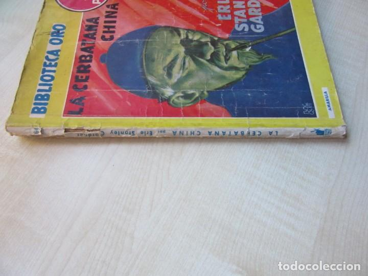 Tebeos: La cerbatana china Erle Stanley Gardner Edit. Molino 1944 Ver descripción - Foto 2 - 234842205