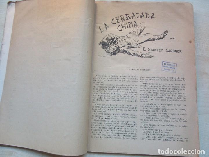 Tebeos: La cerbatana china Erle Stanley Gardner Edit. Molino 1944 Ver descripción - Foto 3 - 234842205