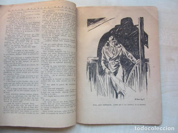 Tebeos: La cerbatana china Erle Stanley Gardner Edit. Molino 1944 Ver descripción - Foto 4 - 234842205