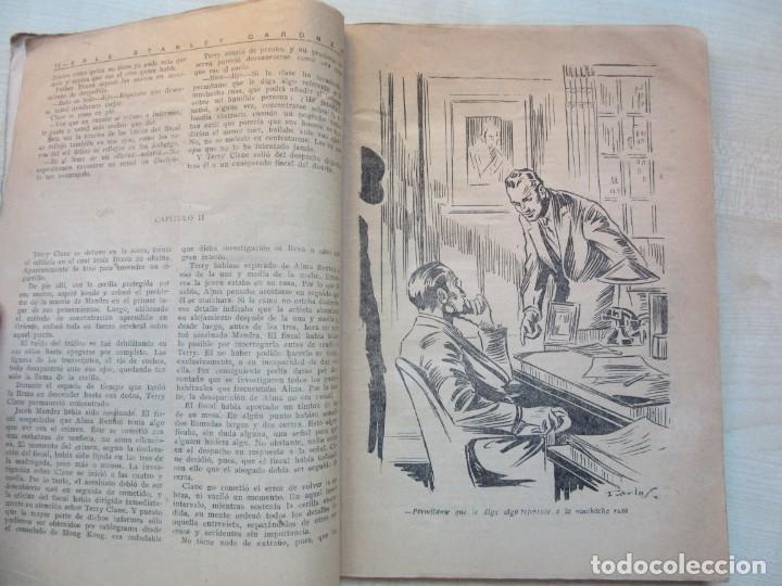 Tebeos: La cerbatana china Erle Stanley Gardner Edit. Molino 1944 Ver descripción - Foto 5 - 234842205