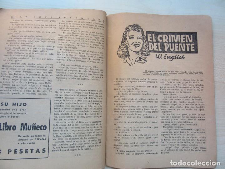 Tebeos: La cerbatana china Erle Stanley Gardner Edit. Molino 1944 Ver descripción - Foto 6 - 234842205