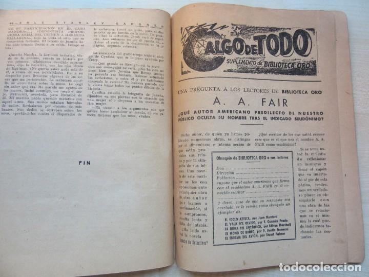 Tebeos: La cerbatana china Erle Stanley Gardner Edit. Molino 1944 Ver descripción - Foto 7 - 234842205