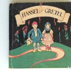 Tebeos: HANSEL Y GRETEL, CUENTOS MOLINO Nº 5 1935. Lote 237523970