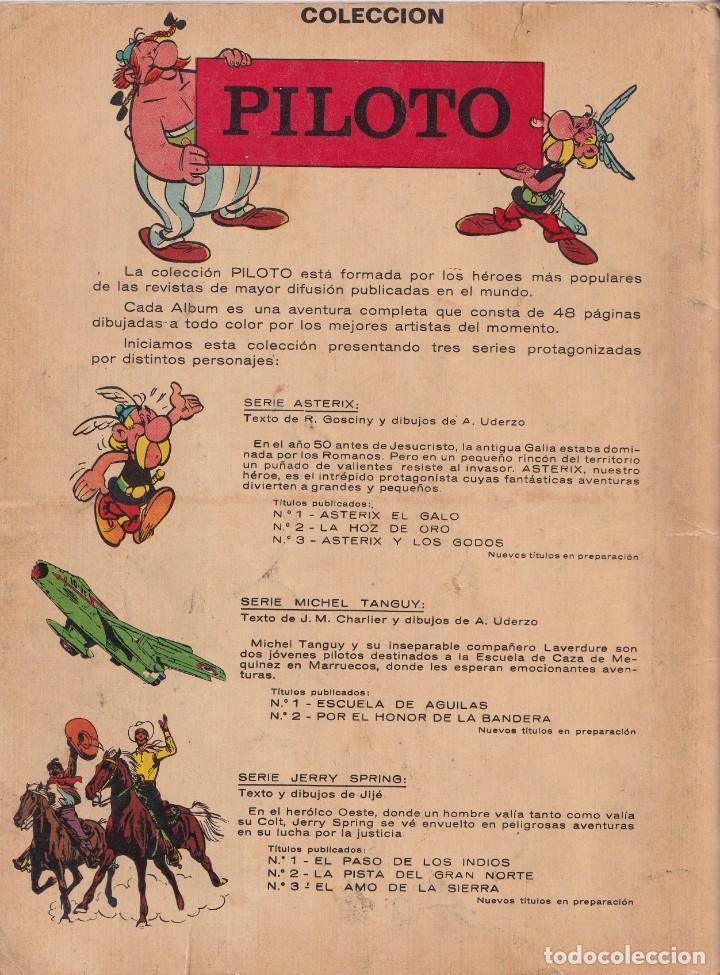 Tebeos: ASTERIX Y LOS GODOS . ED MOLINO COLECCION PILOTO 1966 - ED. MOLINO - Foto 2 - 240164420