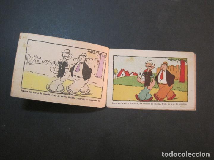Tebeos: POPEYE-LA BOTA DE PANCITA-EDITORIAL MOLINO-Nº 32-VER FOTOS-(77.408) - Foto 2 - 240522120