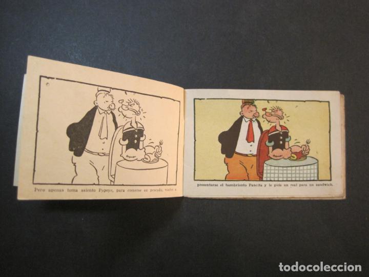Tebeos: POPEYE-LA BOTA DE PANCITA-EDITORIAL MOLINO-Nº 32-VER FOTOS-(77.408) - Foto 4 - 240522120