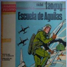 Tebeos: ESCUELA DE AGUILAS. Lote 246716970