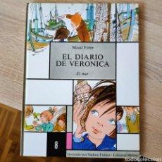 BDs: EL DIARIO DE VERONICA. EL MAR. Lote 248563165