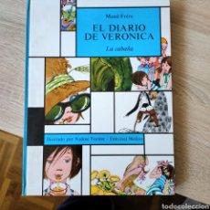 BDs: EL DIARIO DE VERONICA. LA CABAÑA. Lote 248563870