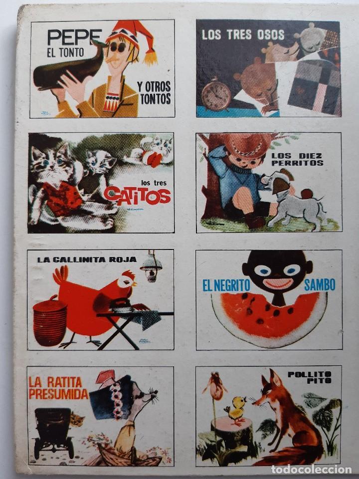 Tebeos: EL GATO Y EL RATON Ilustracion CHEZ MART MOLINO 1963 - Foto 4 - 260592530