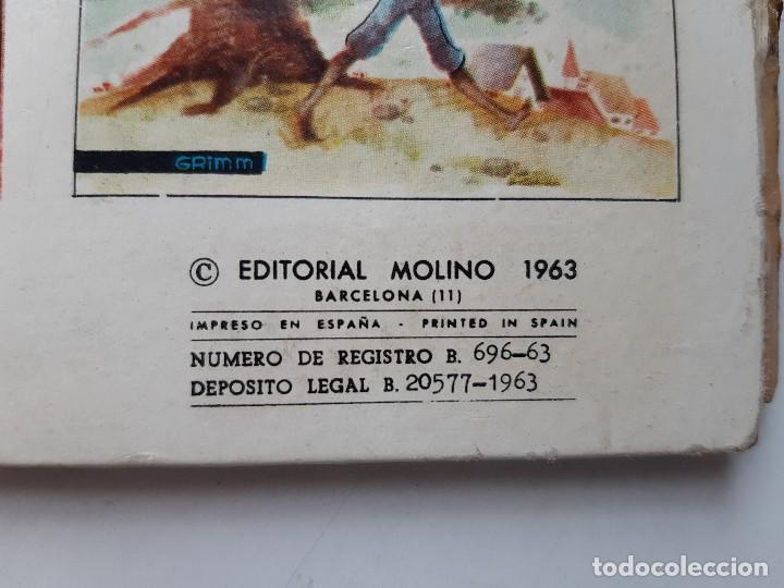 Tebeos: EL GATO Y EL RATON Ilustracion CHEZ MART MOLINO 1963 - Foto 6 - 260592530