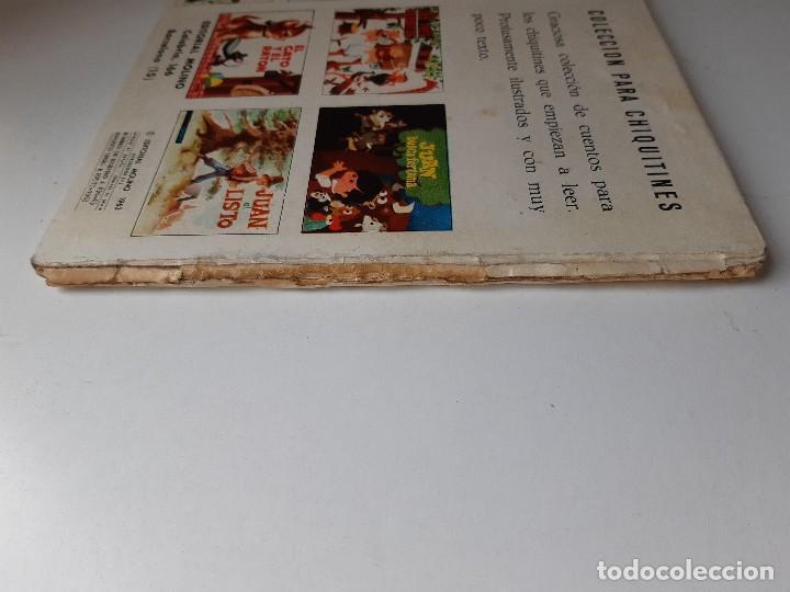 Tebeos: EL GATO Y EL RATON Ilustracion CHEZ MART MOLINO 1963 - Foto 7 - 260592530
