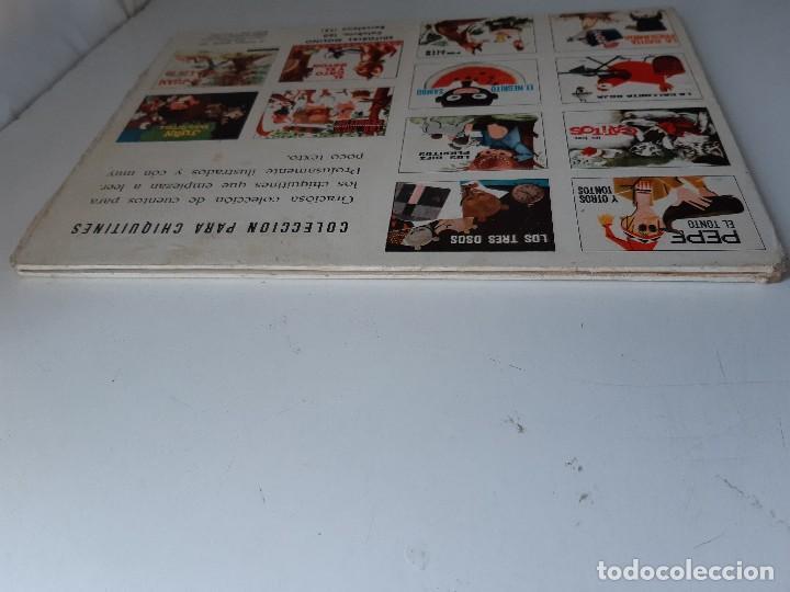 Tebeos: EL GATO Y EL RATON Ilustracion CHEZ MART MOLINO 1963 - Foto 11 - 260592530