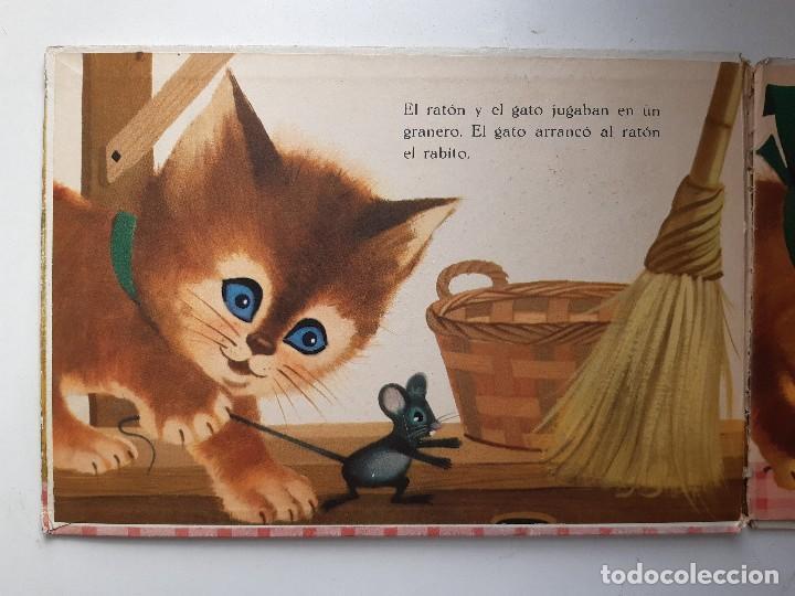 Tebeos: EL GATO Y EL RATON Ilustracion CHEZ MART MOLINO 1963 - Foto 12 - 260592530