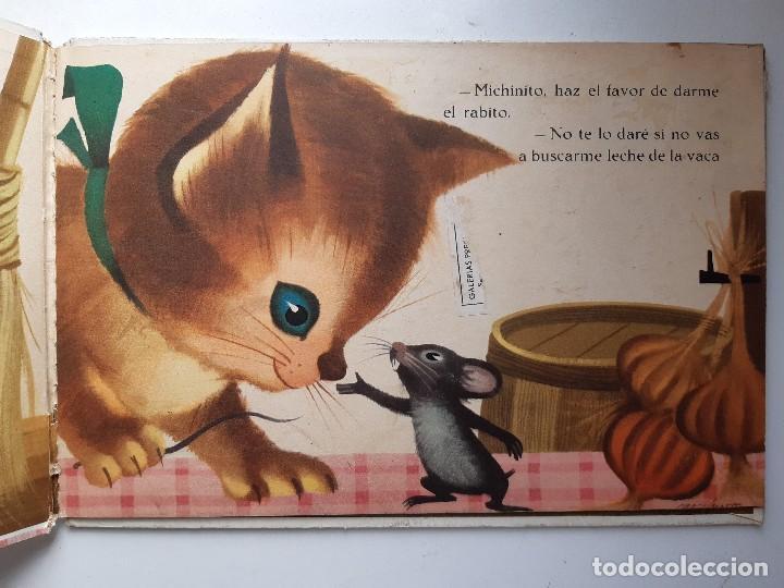 Tebeos: EL GATO Y EL RATON Ilustracion CHEZ MART MOLINO 1963 - Foto 13 - 260592530