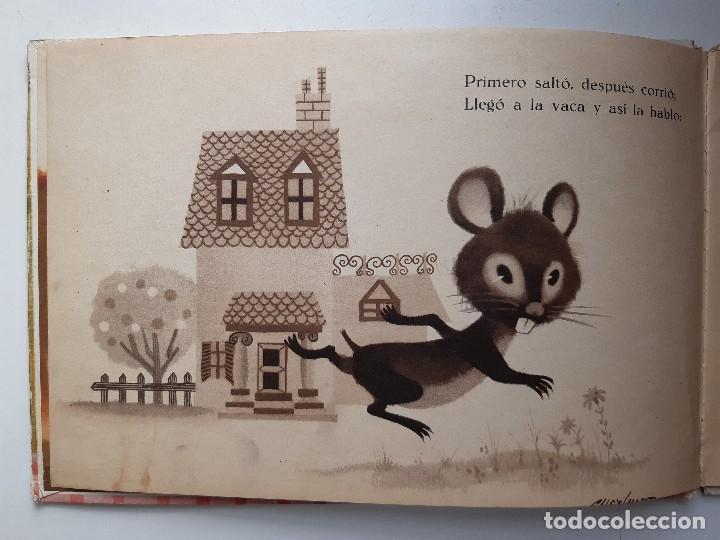 Tebeos: EL GATO Y EL RATON Ilustracion CHEZ MART MOLINO 1963 - Foto 14 - 260592530