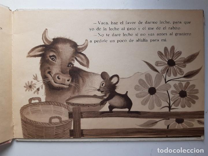 Tebeos: EL GATO Y EL RATON Ilustracion CHEZ MART MOLINO 1963 - Foto 15 - 260592530