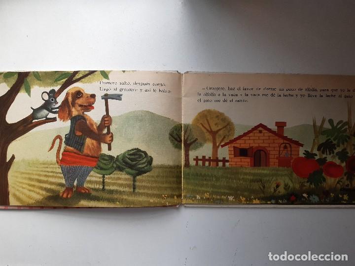 Tebeos: EL GATO Y EL RATON Ilustracion CHEZ MART MOLINO 1963 - Foto 16 - 260592530