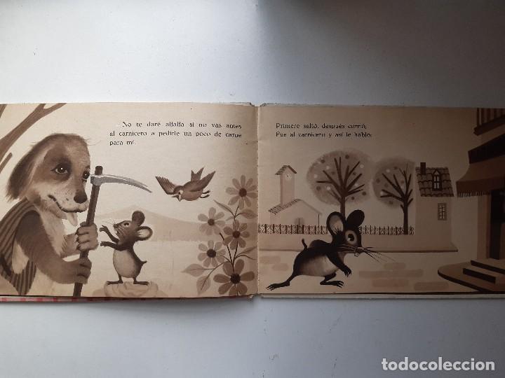 Tebeos: EL GATO Y EL RATON Ilustracion CHEZ MART MOLINO 1963 - Foto 17 - 260592530