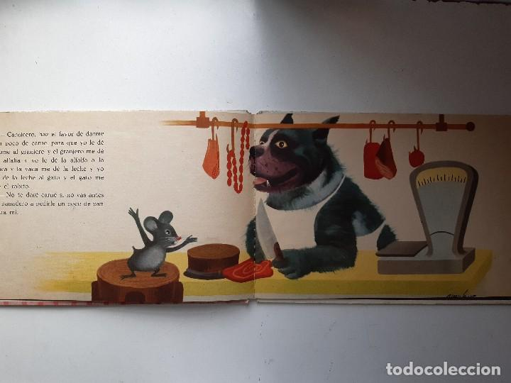 Tebeos: EL GATO Y EL RATON Ilustracion CHEZ MART MOLINO 1963 - Foto 18 - 260592530