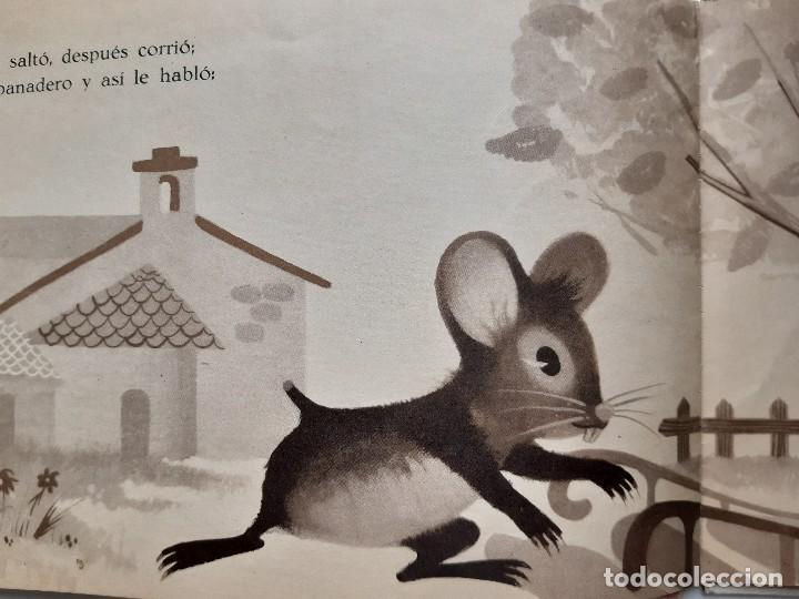 Tebeos: EL GATO Y EL RATON Ilustracion CHEZ MART MOLINO 1963 - Foto 20 - 260592530