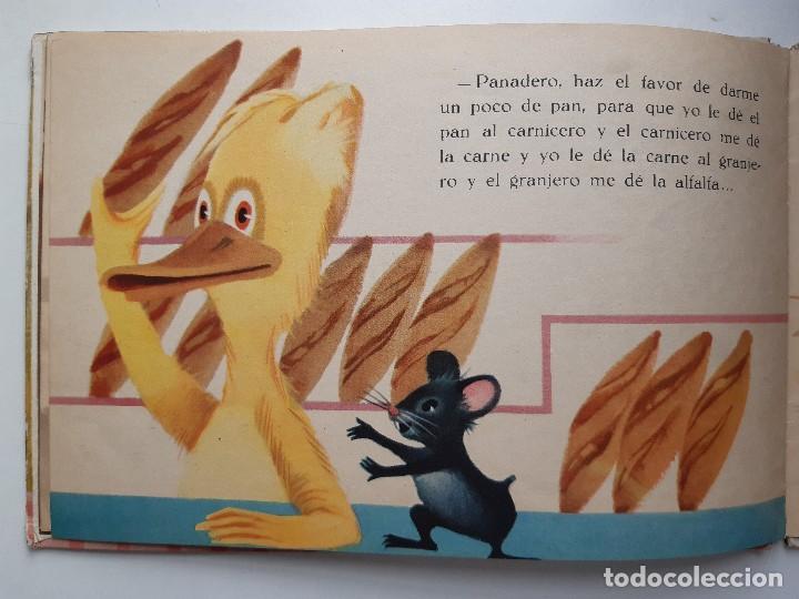 Tebeos: EL GATO Y EL RATON Ilustracion CHEZ MART MOLINO 1963 - Foto 21 - 260592530