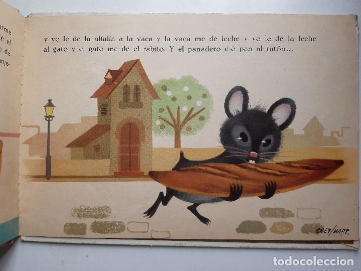 Tebeos: EL GATO Y EL RATON Ilustracion CHEZ MART MOLINO 1963 - Foto 22 - 260592530