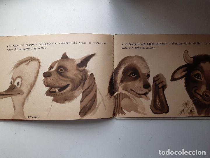 Tebeos: EL GATO Y EL RATON Ilustracion CHEZ MART MOLINO 1963 - Foto 23 - 260592530