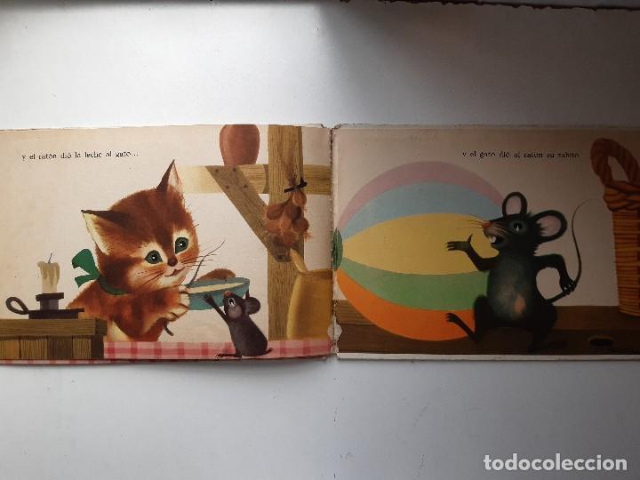 Tebeos: EL GATO Y EL RATON Ilustracion CHEZ MART MOLINO 1963 - Foto 24 - 260592530