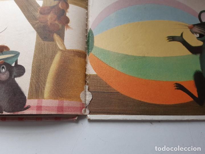Tebeos: EL GATO Y EL RATON Ilustracion CHEZ MART MOLINO 1963 - Foto 25 - 260592530
