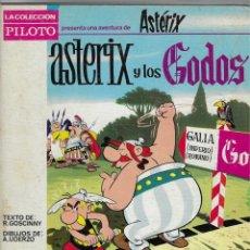 Livros de Banda Desenhada: ED. MOLINO -- ASTERIX Y LOS GODOS. Lote 265345449