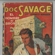 Livros de Banda Desenhada: MOLINO. DOC SAVAGE. ROBESON. 1.. Lote 271270143