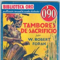 Livros de Banda Desenhada: MOLINO. BIBLIOTECA ORO. 1ª SERIE AZUL. 13.. Lote 271325943