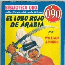 Livros de Banda Desenhada: MOLINO. BIBLIOTECA ORO. 1ª SERIE AZUL. 40.. Lote 271325998