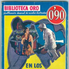 Livros de Banda Desenhada: MOLINO. BIBLIOTECA ORO. 1ª SERIE AZUL. 7. Lote 271351603