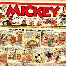 Tebeos: COMIC COLECCION MICKEY Nº 39. Lote 275102053
